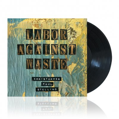 anti-records - Labor Against Waste | Black Vinyl