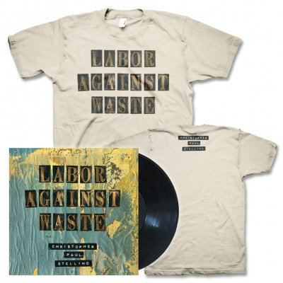 shop - Labor Against Waste | LP+T-Shirt