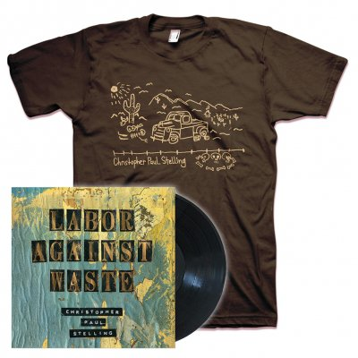 shop - Labor Against Waste/Truck | LP+T-Shirt