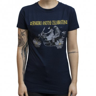 Frank Iero - Harold & Maude | Girl Fitted T-Shirt