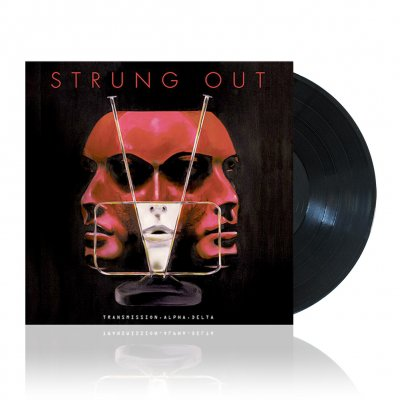 Strung Out - Transmission.Alpha.Delta | Vinyl