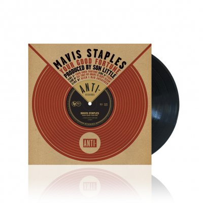 mavis-staples - Your Good Fortune | 180g 10 INCH