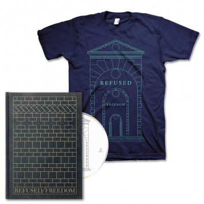 epitaph-records - Freedom/Arch | Deluxe CD Bundle
