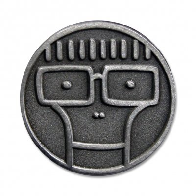 Descendents - Round Milo | Lapel Pin