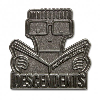 Descendents - Everything Sucks | Lapel Pin