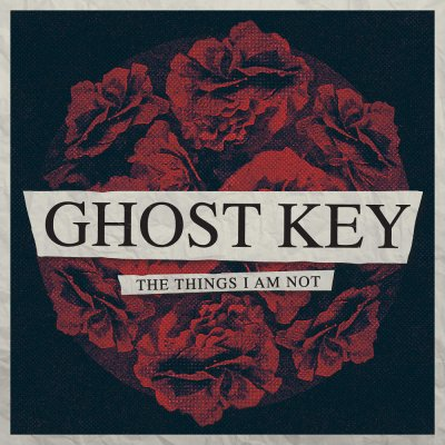 Ghost Key - The Things I Am Not | Black Vinyl