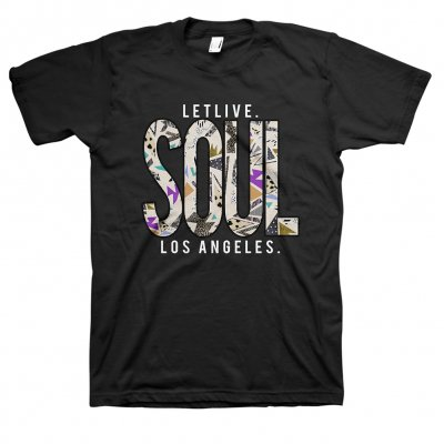 Letlive - Grey Soul | T-Shirt