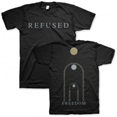 Refused - Freedom Arch 2 | T-Shirt