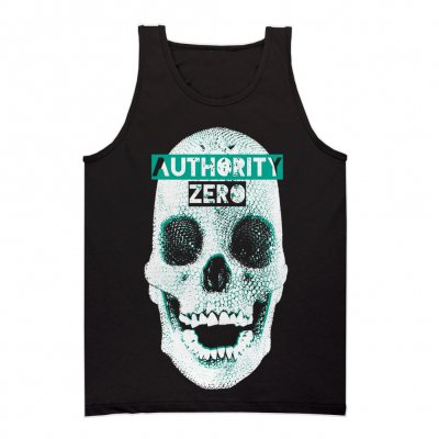 Authority Zero - New Skull | Tank Top