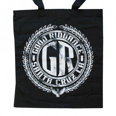 good-riddance - Crest | Tote Bag
