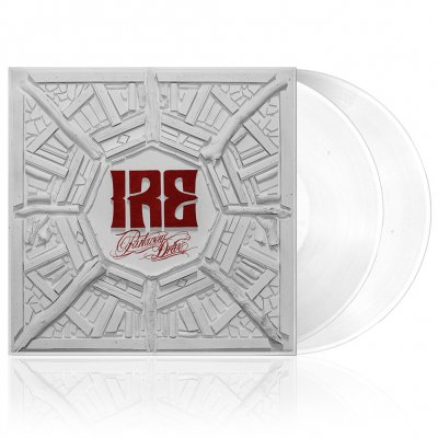 shop - Ire | Clear 2xVinyl