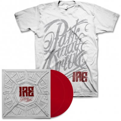 shop - Ire Script | Transparent Red LP Bundle