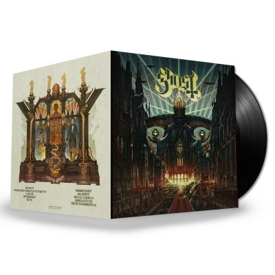 ghost - Meliora | Black Vinyl