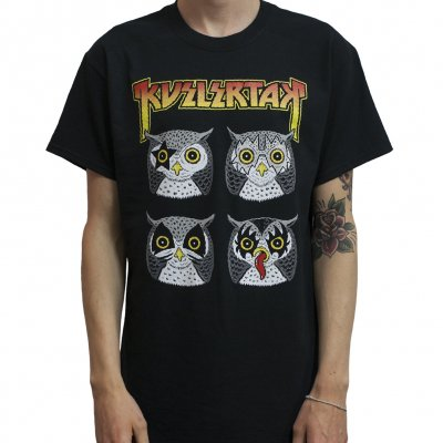 kvelertak - Owls With Facepaint | T-Shirt