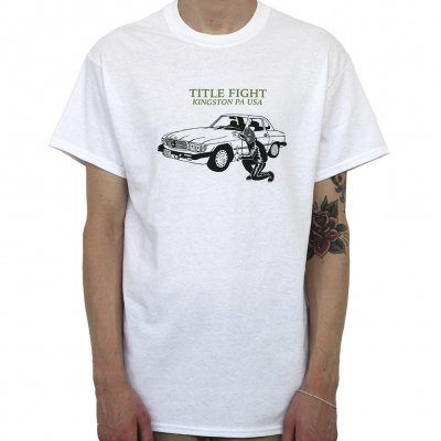 title-fight - Krawler | T-Shirt