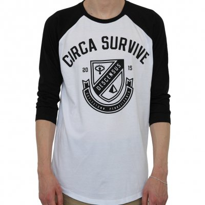 circa-survive - Descensus | 3/4 Baseball Longsleeve