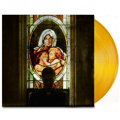 shop - Abandoned | Clear/Solid Orange Vinyl