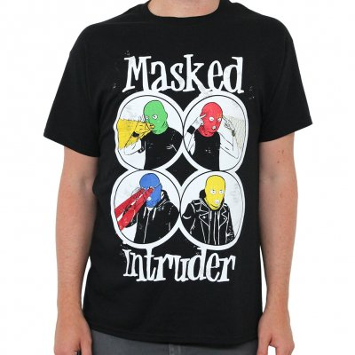 masked-intruder - Fantastic Four |T-Shirt