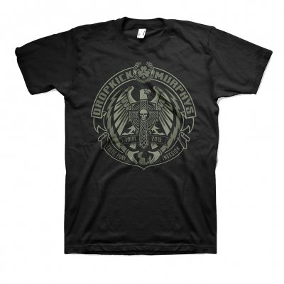Dropkick Murphys - Celtic Invasion Eagle | T-Shirt
