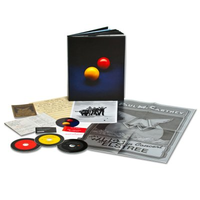 paul-mccartney - Venus and Mars CD Box Set