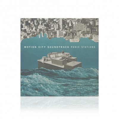 Motion City Soundtrack - Panic Stations | CD