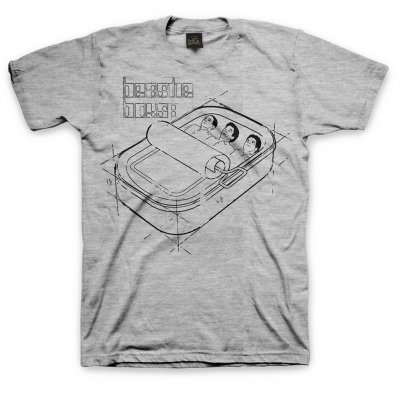 beastie-boys - Sardine Blueprint | T-Shirt