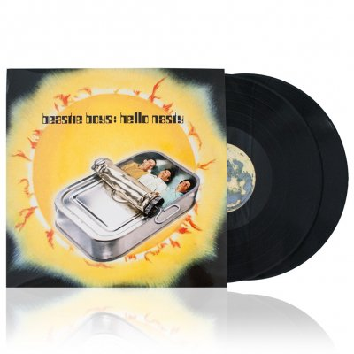 beastie-boys - Hello Nasty | Remastered Edition 2xVinyl