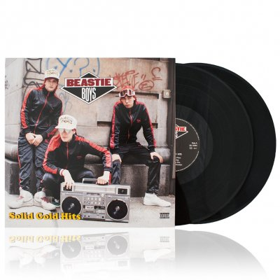 beastie-boys - Solid Gold Hits | 2xVinyl