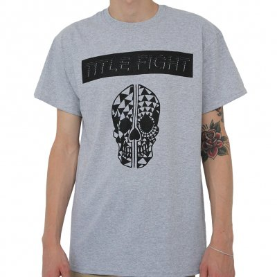 title-fight - Skull | T-Shirt