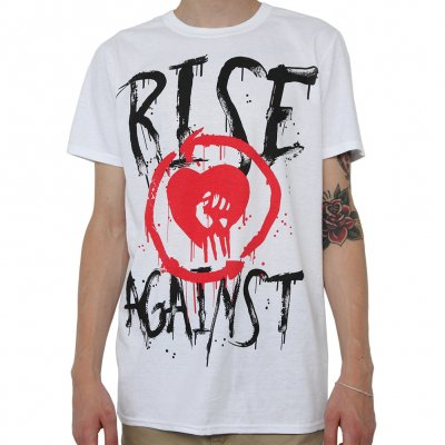 Rise Against - Painted White | T-Shirt
