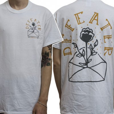 Defeater - Rose Letter | T-Shirt