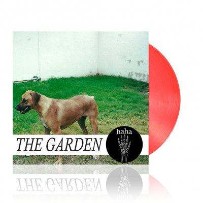 The Garden - Haha | Opaque Red Vinyl