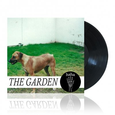 The Garden - Haha |Black Vinyl