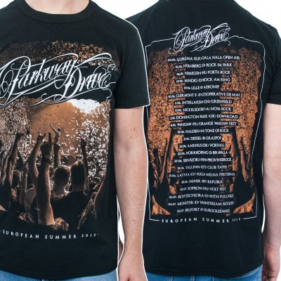 parkway-drive - European Summer 2015 | T-Shirt