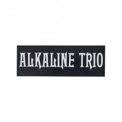 Alkaline Trio - Logo | Sticker