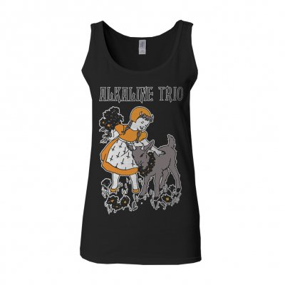 Goat Girl | Girl Tank Top
