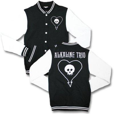 Alkaline Trio - Heartskull | Varsity Jacket
