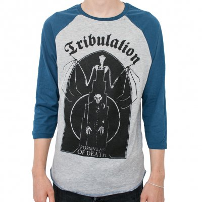 tribulation - Bat | 3/4 Baseball Longsleeve
