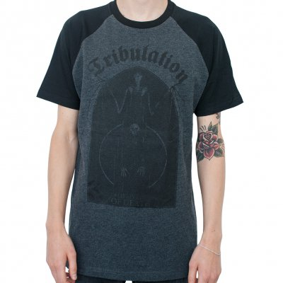 Tribulation - Bat | Baseball T-Shirt