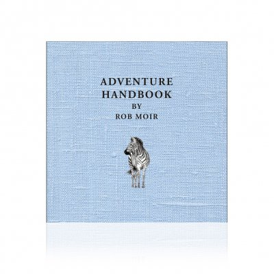 Rob Moir - Adventure Handbook | CD