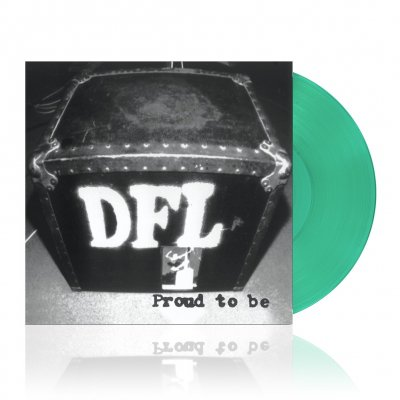 DFL - Proud To Be | Translucent Green Vinyl