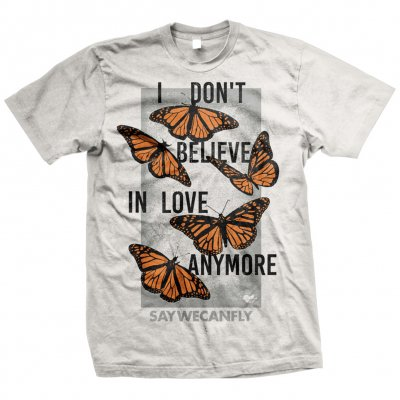 saywecanfly - Butterflies |T-Shirt