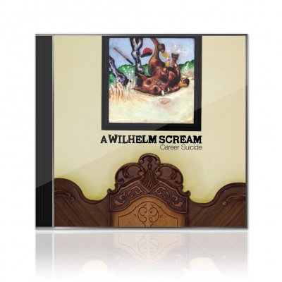 a-wilhelm-scream - Career Suicide | CD