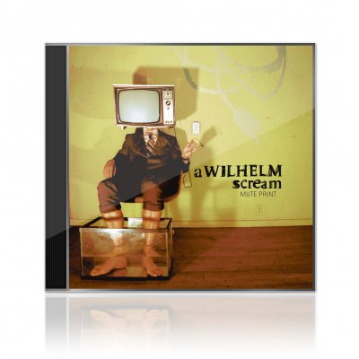 a-wilhelm-scream - Mute Print | CD