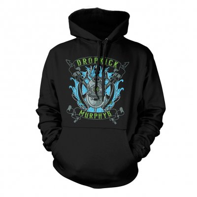 dropkick-murphys - Sharks | Hooded Sweatshirt