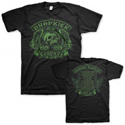 dropkick-murphys - European Summer 2015 |T-Shirt