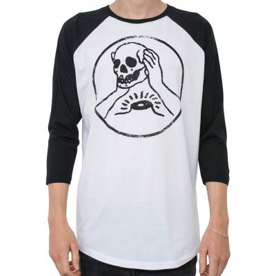 Against Me! - Skull | 3/4 Baseball Longsleeve