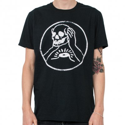 Against Me! - Skull Black | T-Shirt