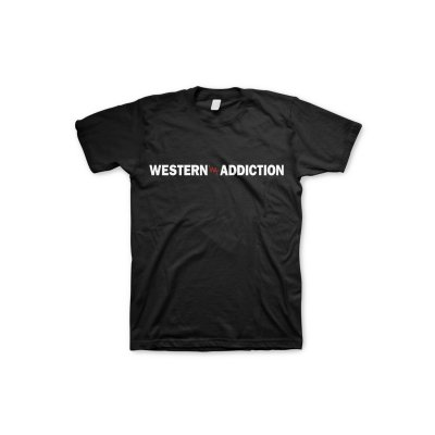 western-addiction - Logo | Kids T-Shirt