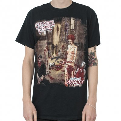 Cannibal Corpse - Gallery Of Suicide | T-Shirt